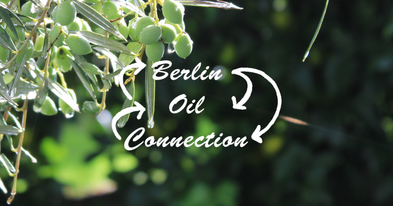 Berlin Oil Connection at FLOHMARKT in Boddinplatz