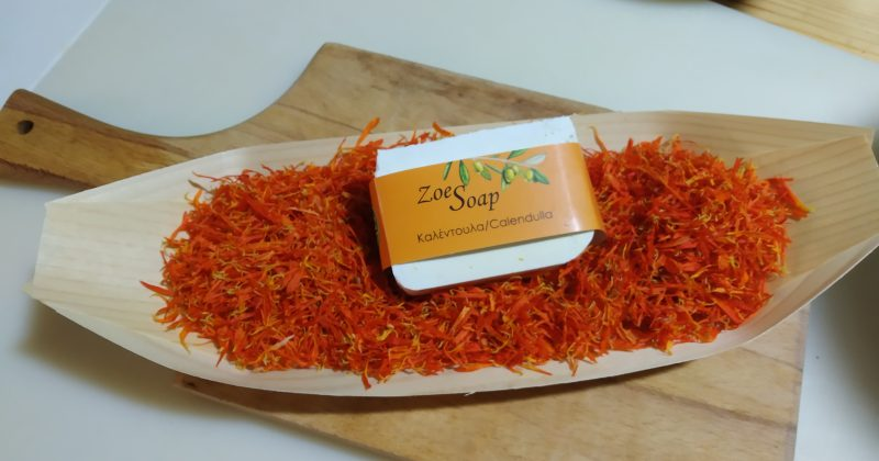 """Soon in Berlin: """"Zoe Soap"""" made with extra virgin olive oil"""